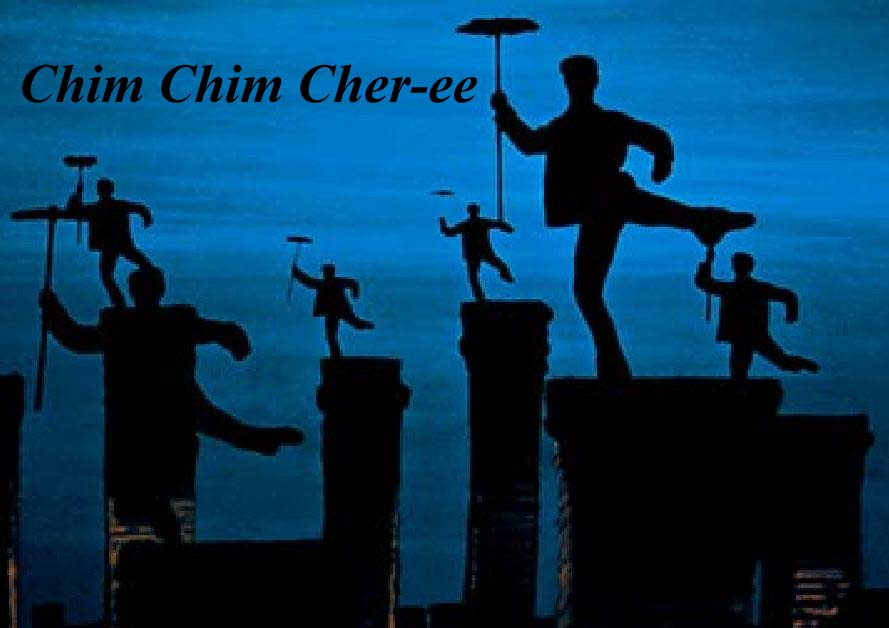 Image result for chim chim cheree