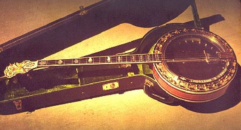 4-String Plectrum Banjo