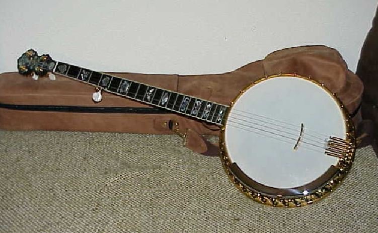 4-String Tenor Banjo